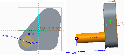 first-pin-rod-extrude