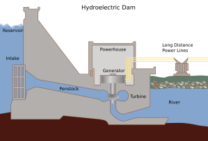 How Hydropower Plant Works?  Complete Explanation