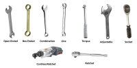 Different Types of Wrenches - That Mechanics Can Work With ...