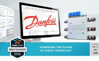 Danfoss Wins 2017 AHR EXPO Innovation Awards