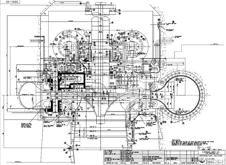 Autocad Mechanical Drawings Samples