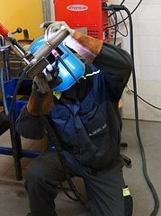 5g 6G welding position