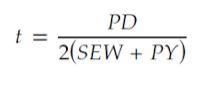 pipe thickness calculation ASME B31.3 excel sheet