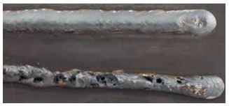 porosity welding defect