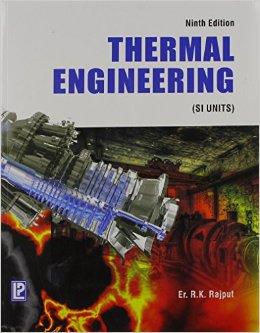 Applied Thermodynamics Rk Rajput Pdf