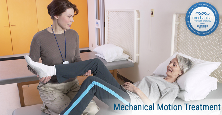 Mechanical Motion Treatment