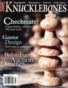 Knucklebones: March, 2007