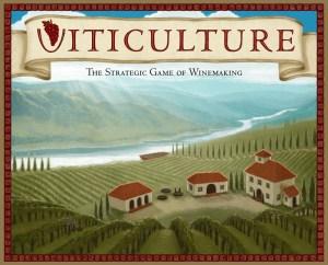 Viticulture Gamebox