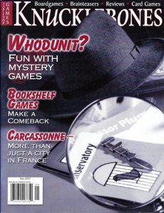 Knucklebones: May 2007