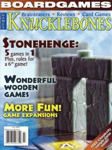Knucklebones: July 2007