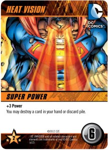 DC: Super Power Card