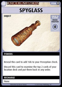 Pathfinder ACG: Spyglass