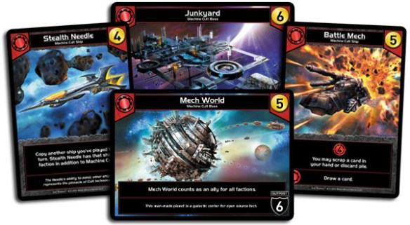 Star Realms Red