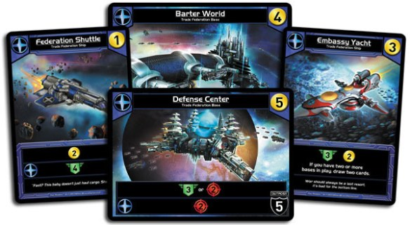 Star Realms Blue
