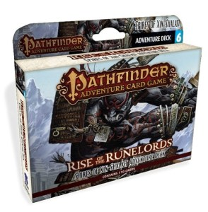 Pathfinder Supplement #6