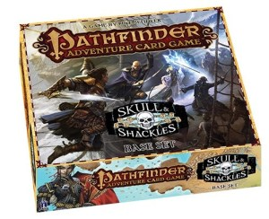 Pathfinder ACG: Skull & Shackles