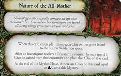 Eldritch Horror Mystery