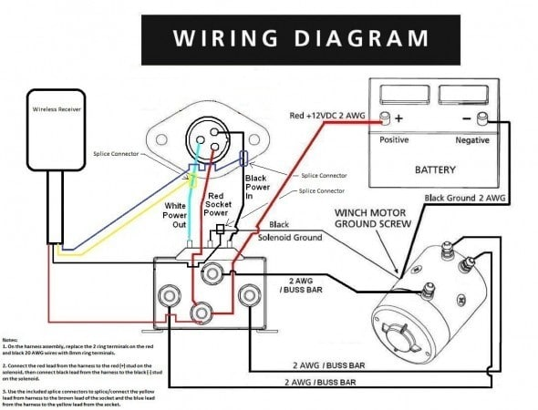 champion winch switch wiring diagram  f250 cruise control
