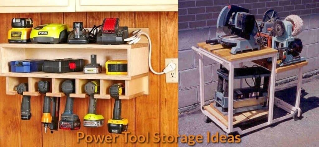 Power Tool Storage Ideas Mechanicwiz Com