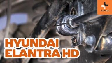 Hyundai Elantra HD Stabigummis
