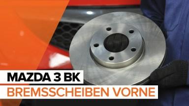 Mazda 3 BK Bremsen vorne