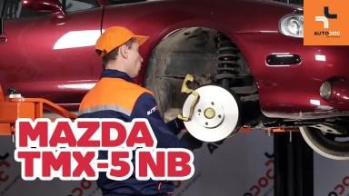 Mazda MX-5 Bremsen