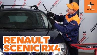 Renault Scenic RX4 Scheibenwischer vorne