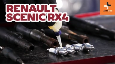 Renault Scenic RX4 Zündkerze