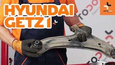 Hyundai Getz 1 Querlenkerlager