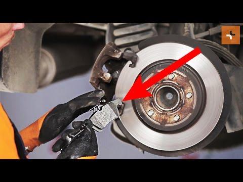 ford focus 3 bremsen hinten wechseln - mechaniker24