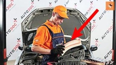 Peugeot 206 Luftfilter