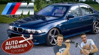 BMW 5er E39 M5 M-Paket Stoßstange