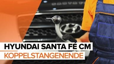 Hyundai Santa Fe CM Spurstangenkopf