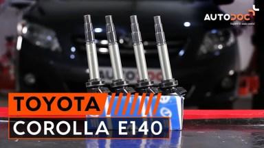 Toyota Сorolla E140 Zündspule
