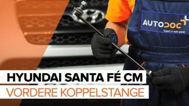 Hyundai Santa Fe CM Koppelstange vorne
