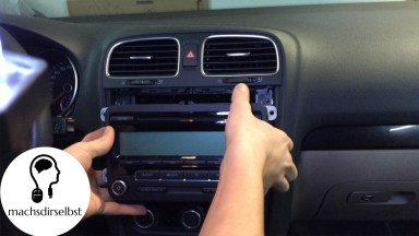 Volkswagen Golf6 Radio