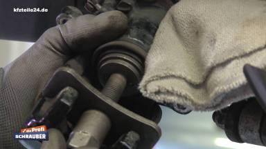 Audi A8 Bremsen hinten