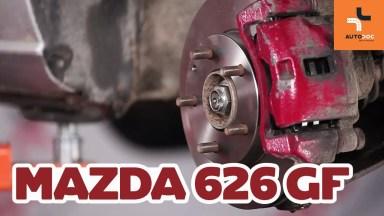 Mazda 626 GF Bremsen vorne