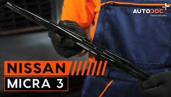 nissan qashqai 1 radlager vorne wechseln. - mechaniker24