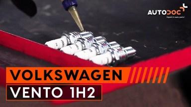 Volkswagen Vento 1H2 Zündkerze