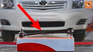 Toyota Avensis 2 Koppelstange vorne