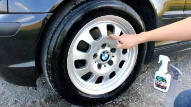 Felgen und Reifen