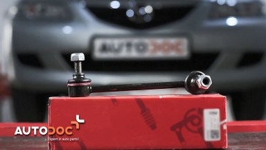 Mazda 6 Koppelstange vorne