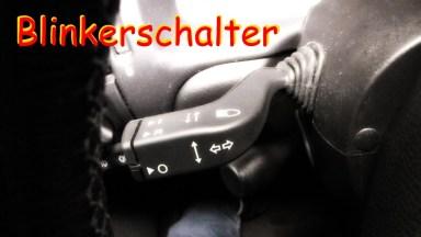 Opel Vectra B Blinkerschalter
