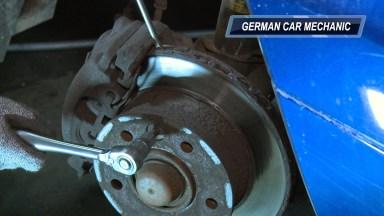 Mercedes-Benz Sprinter Bremsen vorne