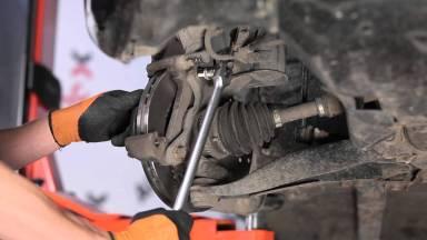 Mazda 323 F VI Bremsen vorne