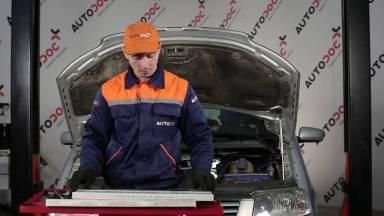 Volkswagen Sharan 7M Innenraumfilter