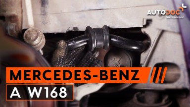 Mercedes-Benz A W168 Stabigummis vorne
