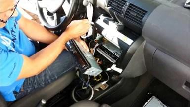 Volkswagen Fox Autoradio
