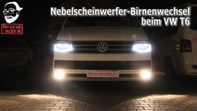 Volkswagen T6 Nebelscheinwerferbirnen